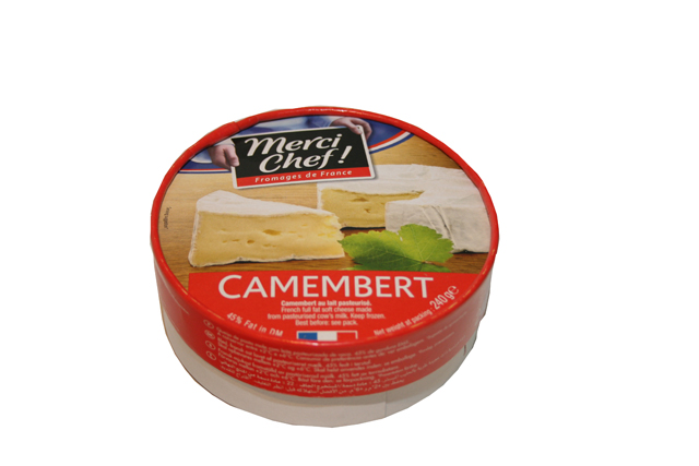 Camembert Merci Chef 240 grs